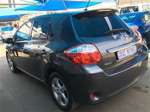 2010 Toyota Auris 1.6 RS