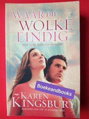 Waar Die Wolke Eindig - Karen Kingsbury - Cody Gunner #2.