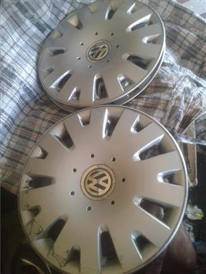 VW hubcaps for sale (14inch )