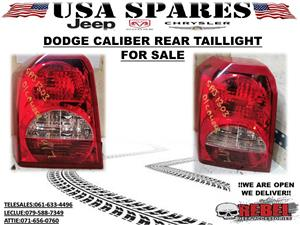 DODGE CALIBER NEW LEFT REAR TAILLIGHT FOR SALE