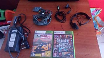 Xbox360 accessories for sale.