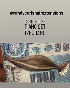 Hair Extensions-100% human hair