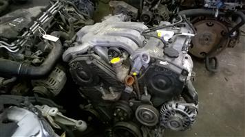 Mazda 2.5 V6 Engine (KL)