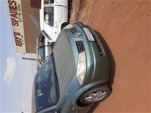 Renault megane 2 for stripping engine R9500 gearbox Manual R4500 fuse box R2500 etc