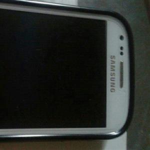 S3 mini mobile phone