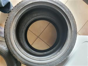 3 Used Tyres for Sale