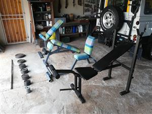 Gym Apparatus for Sale