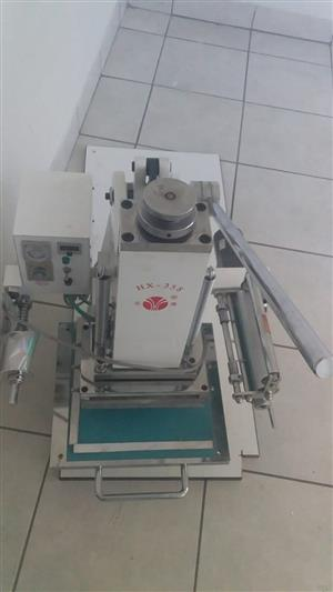 Heat Press Stamping Foil Machine