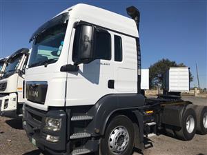 MAN TGS 26-440 , Truck Tractor