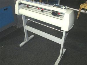V-1363 V-Series High-Speed USB Vinyl Cutter, 1360mm Working Area, FlexiSIGN Software Vinyl