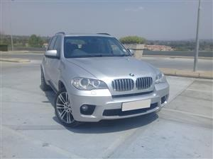 2013 BMW X5 xDrive50i M Sport