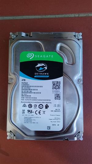 Seagate External SATA hard drives for sale. Surveillance type at low low prices, From 1 to 4 TB.