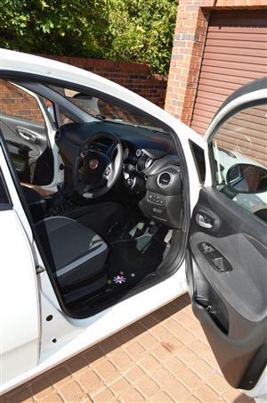 2013 Fiat Punto Grande  1.4 5 door Active