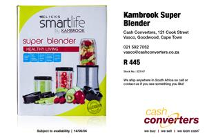 Kambrook Super Blender