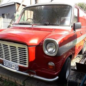 1970 Ford Transit 2.2TDCi 92kW MWB chassis cab