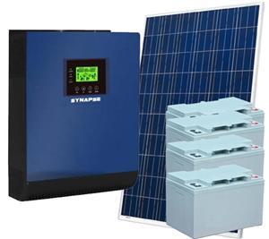 4.8kW Solar Panel Kit