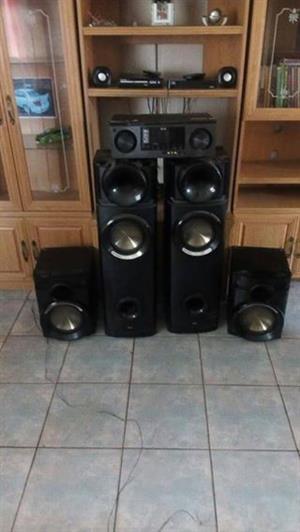 Lg suround sound