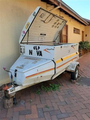Second hand Venter trailer for sale