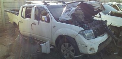 Nissan Navara used spares for sale