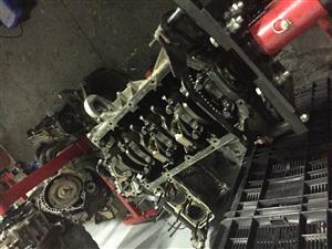 Alfa 2.0 16valve engine