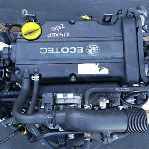 Opel Corsa /Astra 1.4L Z14XEP Engine