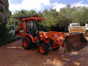 TLB Kubota L39 for sale
