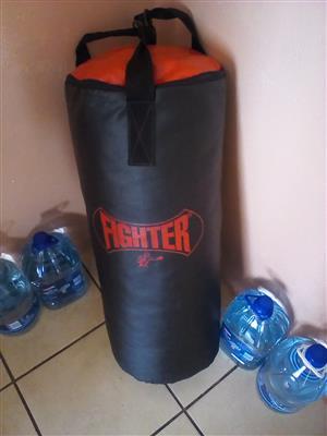 Fighter boxing/punching bag