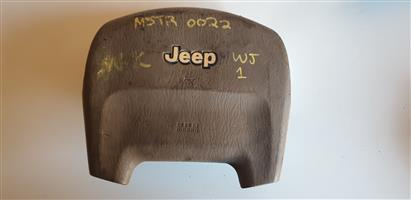 Jeep Grand Cherokee WJ Steering Airbags