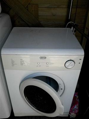 Tumbledryer for sale good condition