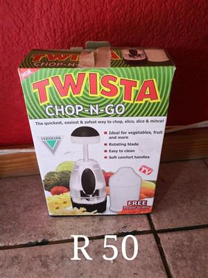 Twista chop and go for sale