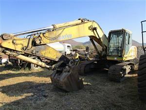 Glencore Sale 14 - Online Auction - Mining Machinery
