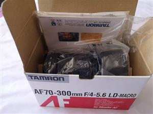 Brand New unused Tamron Camera Lens
