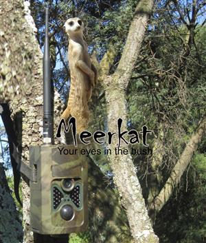 Wildlife motion sensor trail camera-16 megapixel, GSM, time lapse, SMS control
