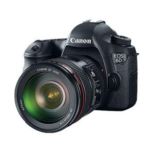 Canon 6D Mark ll 26.2MP Camera with 24-105mm IS STM Lens