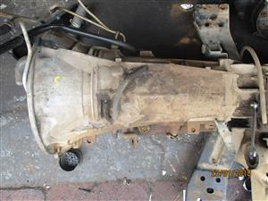 3.7 JEEP CHEROKEE GEARBOX