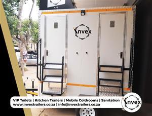 Mobile: VIP Toilets,