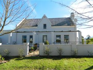 Affordable family home for sale in Greyton!