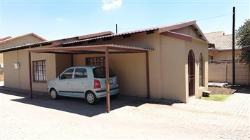 Townhouse for rent in Trichardt