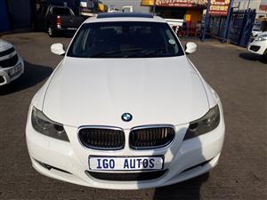 2011 BMW 3 Series 320d Dynamic Edition