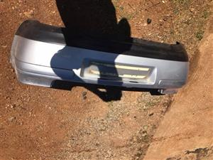 VW Golf 4 GTI Rear bumper