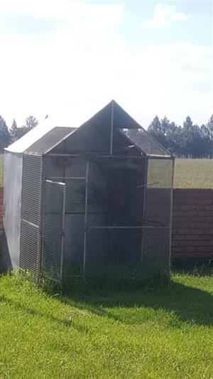 Large outdoor cage for sale