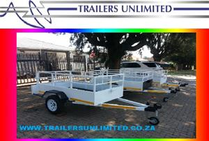 R10900 THE STRONGEST UTILITY TRAILERS.
