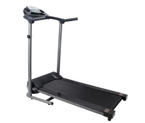 Exercise Motorized Treadmill with Display Monitor