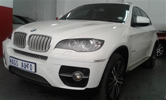 2012 BMW X6-M