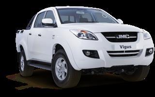 2019 JMC Vigus 2.4TDCi double cab 4WD LX