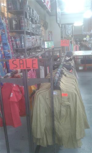 15% clearance sale