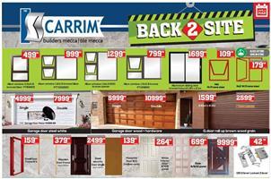 Building Equipment Special At K Carrim