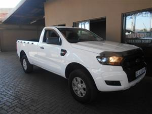 2017 Ford Ranger 2.5 XL