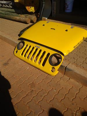 Jeep Wrangler JK 2007 to 2017