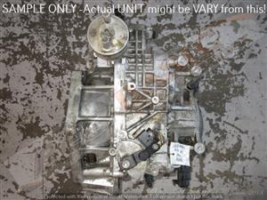 VOLKSWAGEN -AUQ 1.8L T 09G AUTO FWD Gearbox